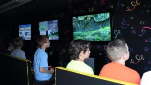 video game gaming truck bus cleveland medina oh