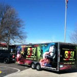 gaming party truck akron canton cleveland ohio